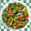 Spring Spinach Salad