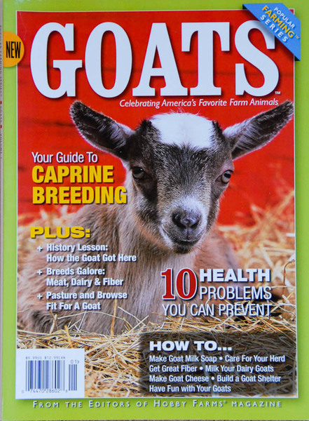 Cover of Goats